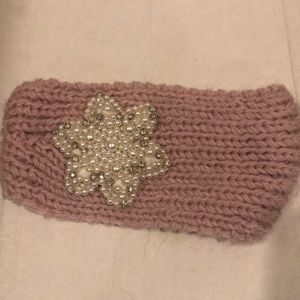 Francesca's ear warmer headband!